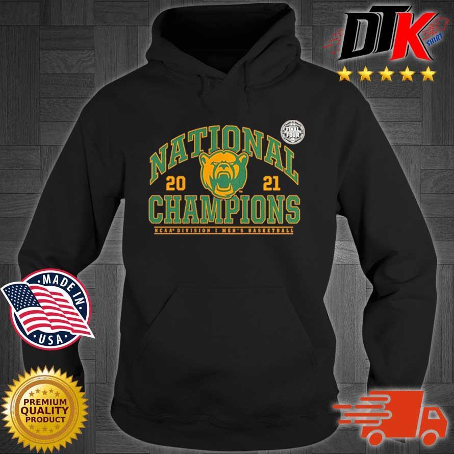 Baylor Bears 2021 NCAA National Champions Shirt Hoodie den