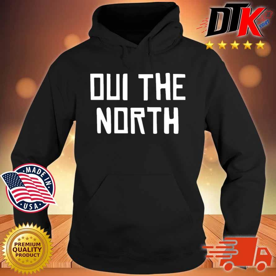 Oui The North Shirt Hoodie den