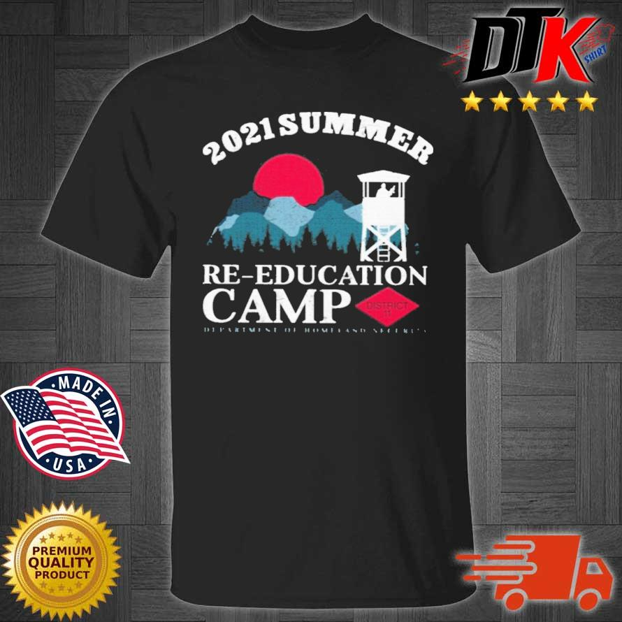 2021 Summer Re-Education Camp Shirt