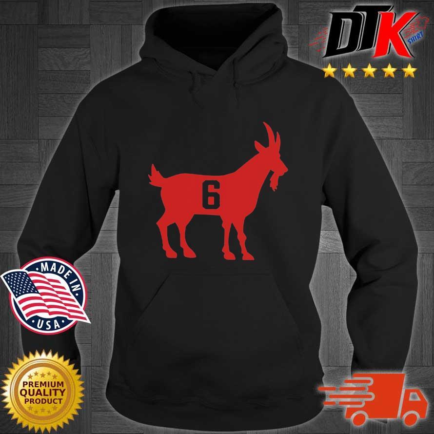 6 goat s Hoodie den