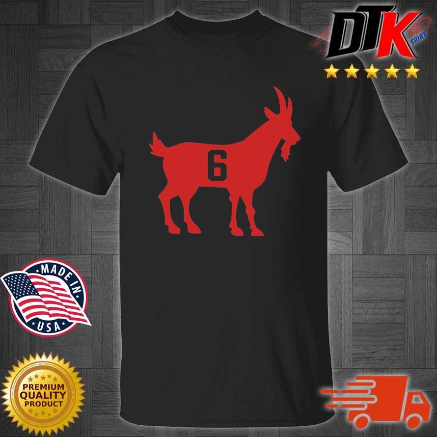 6 goat shirt