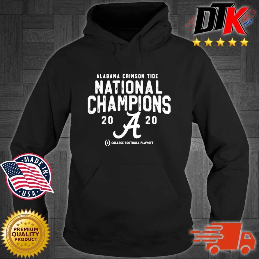 Alabama Crimson Tide College Football Playoff 2021 National Championship Shirt Hoodie den