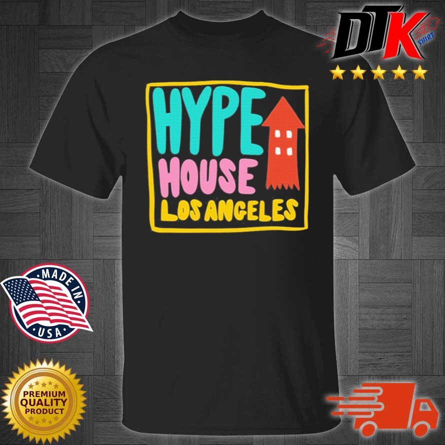Paper hype house shirt