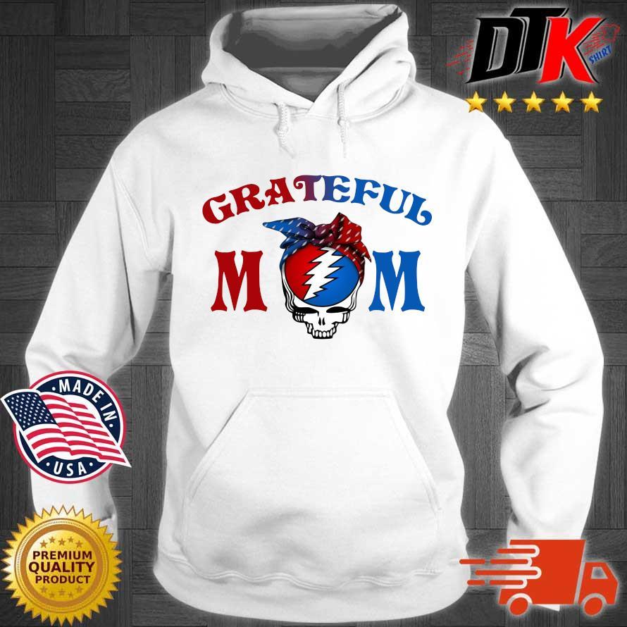 Grateful Dead mom s Hoodie trang