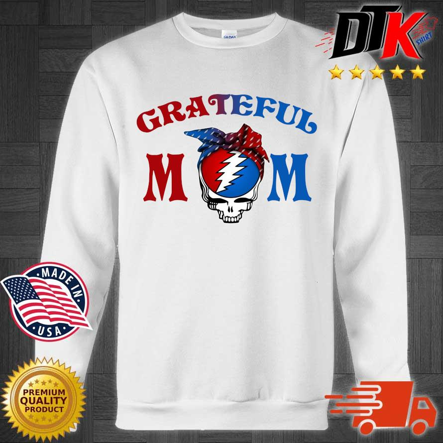 Grateful Dead mom s Sweater trang