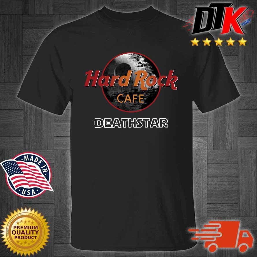 Star Wars Hard Rock cafe Death Star shirt