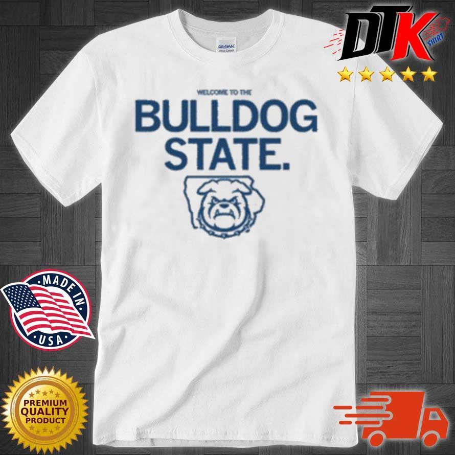 Welcome To The Bulldog State Logo Shirt